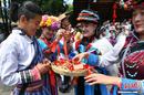 云南普米族昆明的传统情人节