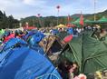 伊春•桃山举办第四届悬羊峰美食帐篷节大型系列活动