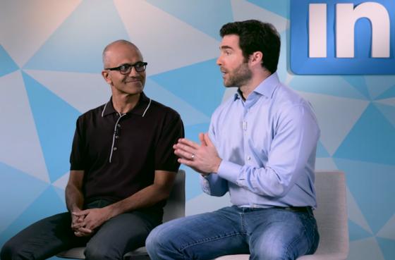 微软并购LinkedIn的简单逻辑与复杂现实