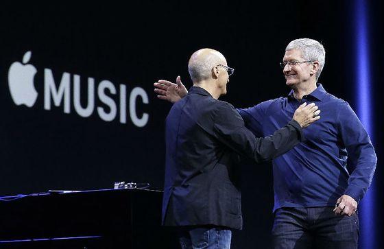 苹果在意Apple Music是顾及面子还是里子