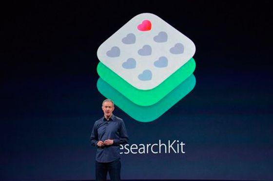 科技巨头涉足医学研究:苹果谷歌姿势各不同